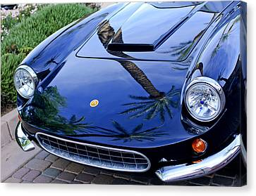 1963 Apollo Front End Canvas Print by Jill Reger
