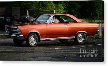 1967 Ford Fairlane 500 Canvas Print