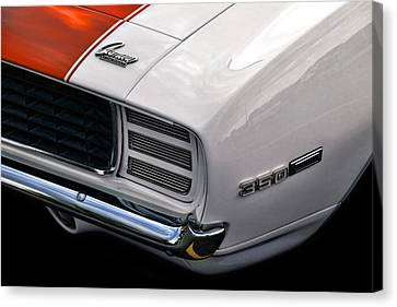 1969 Chevrolet Camaro Indianapolis 500 Pace Car Canvas Print by Gordon Dean II