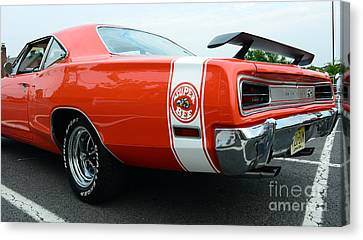 1970 Dodge Super Bee 2 Canvas Print by Paul Ward
