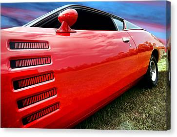 1972 Dodge Charger Magnum 400 Canvas Print by Gordon Dean II