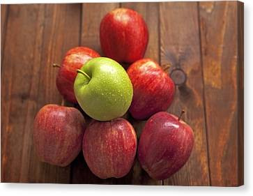 Apple Canvas Print - Apples by Joana Kruse