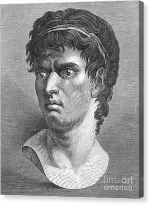 Brutus, Roman Politician Canvas Print by Photo Researchers