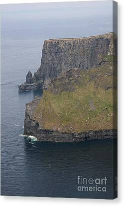Cliffs Of Moher Canvas Print by Christiane Schulze Art And Photography