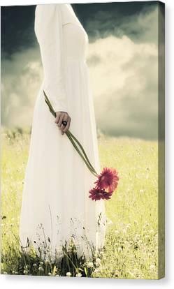 Flowers Canvas Print by Joana Kruse