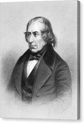 Francois Arago, French Physicist Canvas Print by