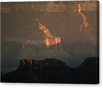 Grand Canyon Canvas Print by Aurica Voss