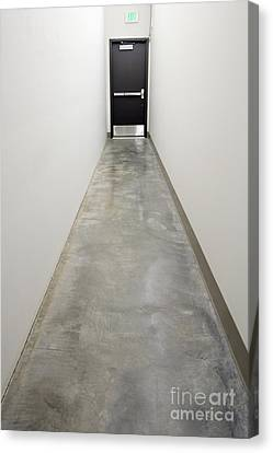 Hallway Canvas Print by Andersen Ross
