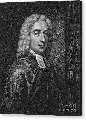 Aodng Canvas Print - Isaac Watts (1674-1748) by Granger
