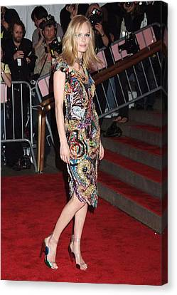Kate Bosworth Wearing A Vintage Chanel Canvas Print
