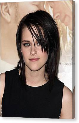Kristen Stewart At Arrivals For The Canvas Print by Everett