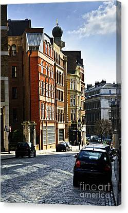 London Street Canvas Print