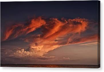 Madeira Beach Canvas Print by Mario Celzner