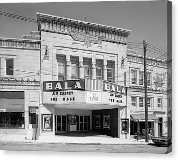 Movie Theaters, The Egyptian Theater Canvas Print by Everett
