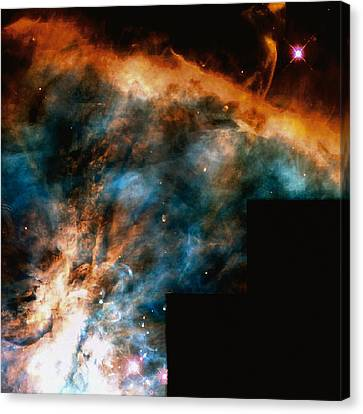 Orion Canvas Print by Stocktrek