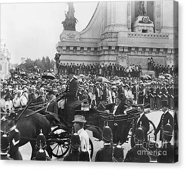 Pan-american Expo, 1901 Canvas Print by Granger