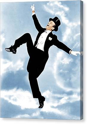 The Belle Of New York, Fred Astaire Canvas Print by Everett