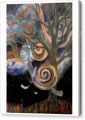 Welcome Wind Canvas Print