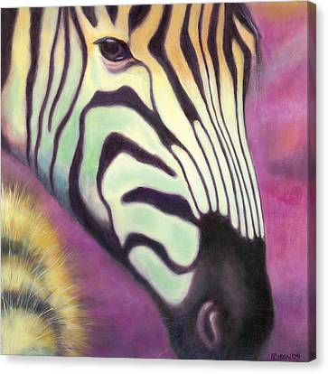 Wild Thing Canvas Print by Tammy Olson
