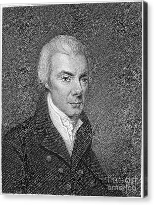 William Wilberforce Canvas Print by Granger