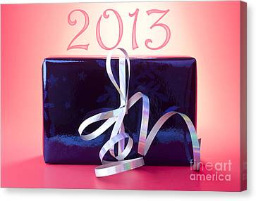 2013 New Year Canvas Print by Blink Images