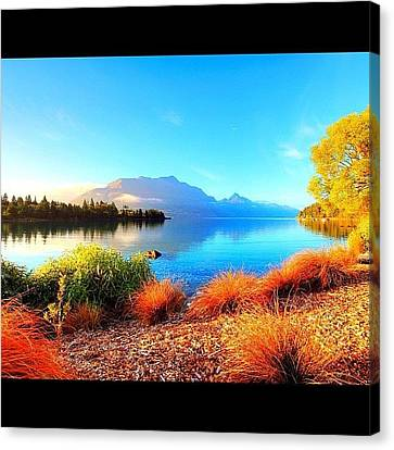 #travelingram #mytravelgram Canvas Print by Tommy Tjahjono