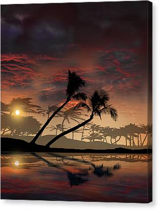 2187 Canvas Print by Peter Holme III