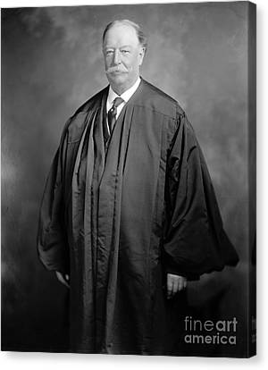 William Howard Taft Canvas Print by Granger