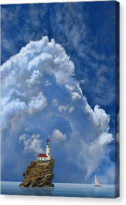 2370 Canvas Print by Peter Holme III