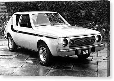 American Motors The Gremlin, The First Canvas Print by Everett