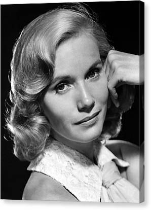 Eva Marie Saint, Ca. 1950s Canvas Print by Everett