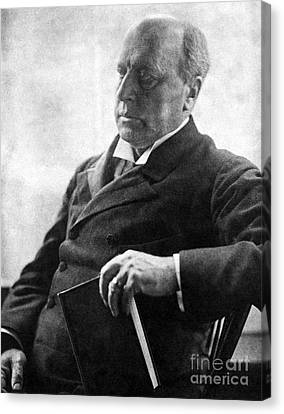 Henry James (1843-1916) Canvas Print by Granger