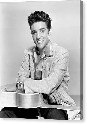 Jailhouse Rock, Elvis Presley, 1957 Canvas Print by Everett