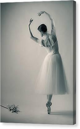 La Giselle Canvas Print by Nikolay Krusser