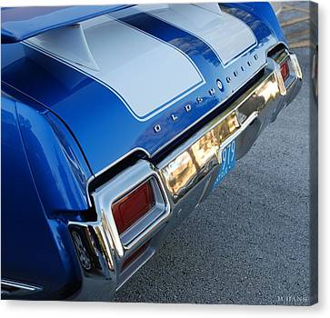Olds C S  Canvas Print by Rob Hans