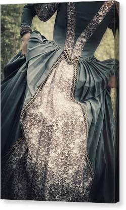 Renaissance Princess Canvas Print by Joana Kruse