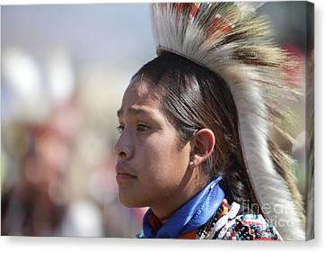 San Manuel Indians Pow Wow Canvas Print