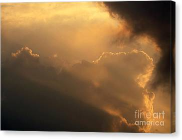 Sky Canvas Print by Odon Czintos