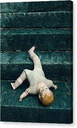 The Doll Canvas Print