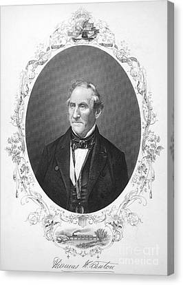 Thomas Hart Benton Canvas Print