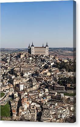 Toledo Spain Canvas Print by John Greim