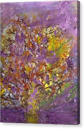 Untitled Canvas Print by Anne-Elizabeth Whiteway