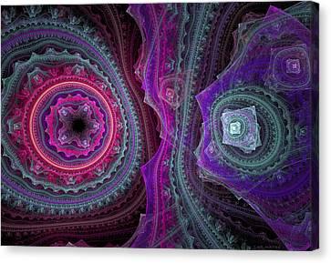 390 Canvas Print