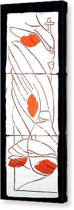 Guardian Angel Canvas Print by Gloria Ssali