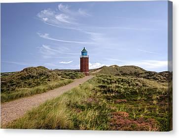 Kampen - Sylt Canvas Print