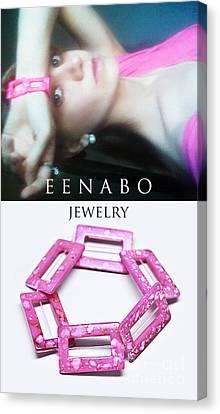 My Art Jewelry Canvas Print by Eena Bo