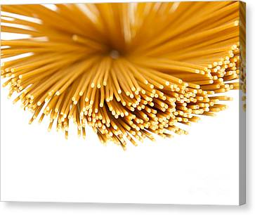 Pasta Canvas Print by Blink Images