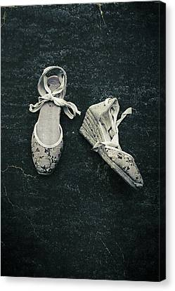Shoes Canvas Print by Joana Kruse