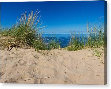 Sleeping Bear Dunes  Canvas Print by Twenty Two North Photography