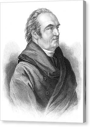 William Herschel, German-british Canvas Print by Science Source